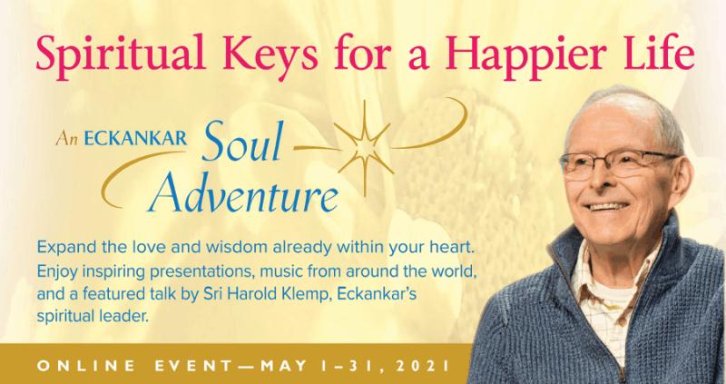 Spiritual Keys for a Happier Life